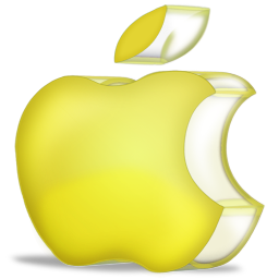 apple yellow 3D.png